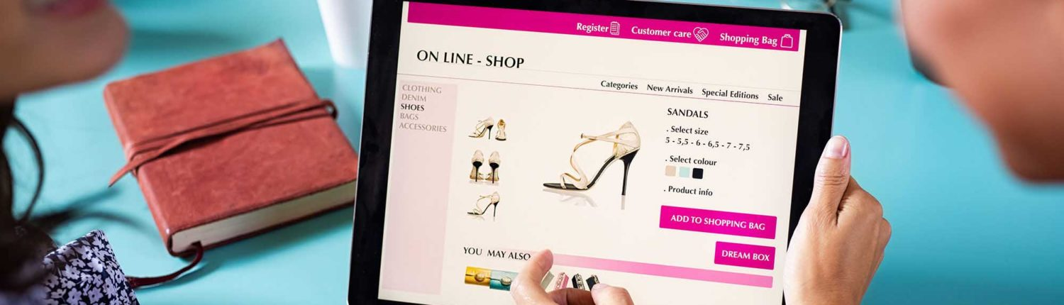 E-merchandising and searchandising solution